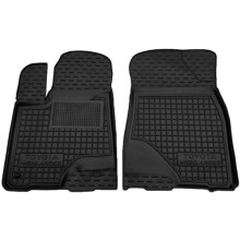 Передние коврики в автомобиль Toyota Highlander 2014- (Avto-Gumm)