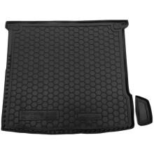 Автомобильный коврик в багажник Mercedes ML (W166) 2011-/GLE 2014- (Avto-Gumm)