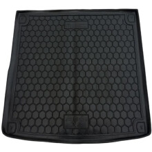 Автомобильный коврик в багажник Audi A4 (B8) 2007- Universal (Avto-Gumm)