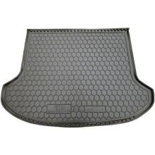Автомобільний килимок в багажник Kia Sorento 2009-2015 (7 мест) (Avto-Gumm)