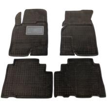 Гибридные коврики в салон Chevrolet Captiva 2012- (AVTO-Gumm)
