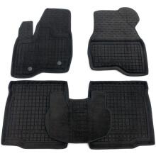 Гибридные коврики в салон Ford Explorer 2010- (AVTO-Gumm)