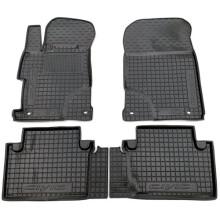 Автомобильные коврики в салон Honda Civic 2011- Sedan (Avto-Gumm)