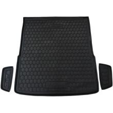 Автомобільний килимок в багажник Volkswagen Passat B6/B7 05-/11- (Universal) (Avto-Gumm)