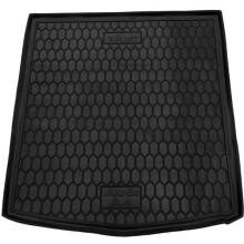 Автомобільний килимок в багажник Audi A4 (B6/B7) 2001- Sedan (Avto-Gumm)