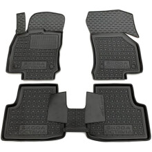 Автомобильные коврики в салон Skoda Octavia A8 2020- (AVTO-Gumm)
