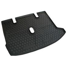 Автомобильный коврик в багажник Renault Lodgy 2013-2018 (Avto-Gumm)