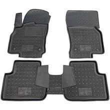 Автомобильные коврики в салон Audi Q3 2020- (Avto-Gumm)