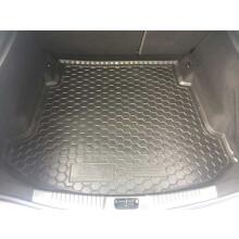 Автомобильный коврик в багажник Ford Mondeo 4 2007- Hatchback (с докаткой) (Avto-Gumm)