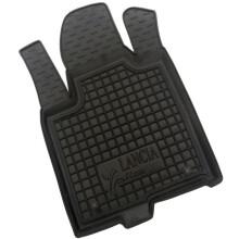 Водійський килимок в салон Lancia Ypsilon 2011- (Avto-Gumm)