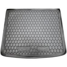 Автомобільний килимок в багажник Chevrolet Cruze 2011- Hatchback (Avto-Gumm)