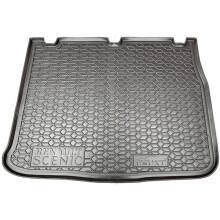 Автомобільний килимок в багажник Renault Scenic 2 2002- 5 мест (Avto-Gumm)