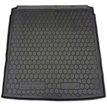 Автомобільний килимок в багажник Volkswagen Passat B6/B7 05-/11- (Sedan) (Avto-Gumm)