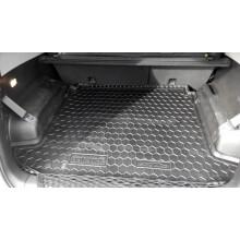 Автомобильный коврик в багажник Chevrolet Orlando 2011- (7-мест) (Avto-Gumm)