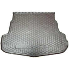 Автомобильный коврик в багажник Mazda 6 2007-2013 Sedan (Avto-Gumm)