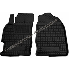 Передние коврики в автомобиль Ваз Lada Largus 2012- (Avto-Gumm)