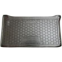 Автомобільний килимок в багажник Fiat 500 2007- (Avto-Gumm)