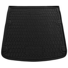 Автомобильный коврик в багажник Audi A7 (G4) Sportback 2010- (Avto-Gumm)