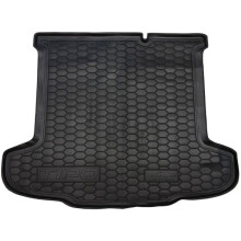 Автомобильный коврик в багажник Fiat Tipo 2016- Sedan (Avto-Gumm)