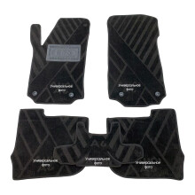 Текстильные коврики в салон Ford Custom 2012- 2-й ряд (AVTO-Tex)