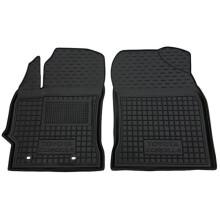 Передні килимки в автомобіль Toyota Corolla 2013- (Avto-Gumm)