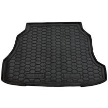 Автомобільний килимок в багажник Zaz Forza 2011- Hatchback (Avto-Gumm)