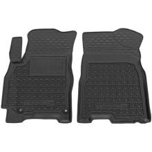 Передние коврики в автомобиль Chery Tiggo 2 2017- (Avto-Gumm)