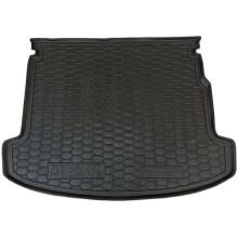 Автомобільний килимок в багажник Renault Megane 3 2009- Universal (с ушами) (Avto-Gumm)