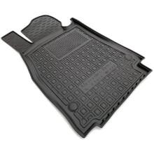 Водительский коврик в салон Mercedes S (W222) 2013- long/short (Avto-Gumm)