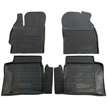 Автомобильные коврики в салон Toyota Prius 2010-2015 (Avto-Gumm)