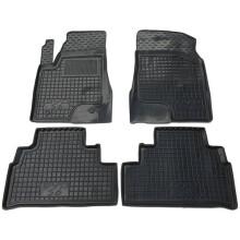 Автомобільні килимки в салон BYD S6 2011- (Avto-Gumm)