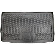 Автомобильный коврик в багажник Renault ZOE 2013- (Avto-Gumm)