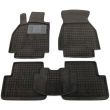 Гібридні килимки в салон Renault Megane 2 2003-2009 (AVTO-Gumm)