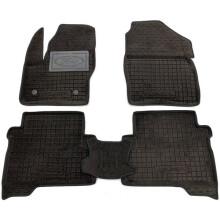 Гібридні килимки в салон Ford Kuga 2013- (AVTO-Gumm)