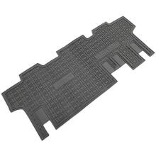 Автомобільні килимки в салон Peugeot Traveller 19-/Citroen SpaceTourer 19- 2-й ряд (Active/L2) (Avto-Gumm)