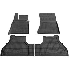 Автомобильные коврики в салон BMW X5 (E70) 2007- (Avto-Gumm)