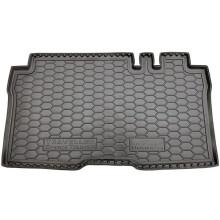 Автомобільний килимок в багажник Citroen SpaceTourer 17-/Peugeot Traveller 17- ( Active/ Business/L2 пасс.) (Avto-Gumm)