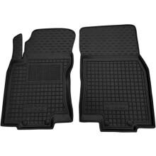 Передние коврики в автомобиль Nissan X-Trail (T32) 2014- (Avto-Gumm)