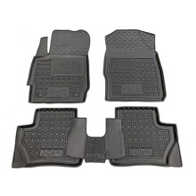 Автомобільні килимки в салон Ford Ka+ 2019- (Avto-Gumm)