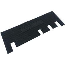 Автомобільні килимки в салон Ford Custom 2012- 2-й ряд (Avto-Gumm)