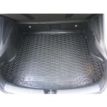 Автомобильный коврик в багажник Hyundai i30 2019- Fastback (Avto-Gumm)