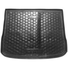 Автомобильный коврик в багажник Volkswagen Tiguan 2007- (Avto-Gumm)
