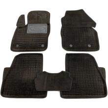 Гибридные коврики в салон Ford Focus 3 2011- (AVTO-Gumm)
