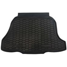 Автомобильный коврик в багажник Chery Tiggo 2 2017- (Avto-Gumm)