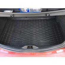 Автомобільний килимок в багажник Renault Megane 2 2002- Hatchback (Avto-Gumm)