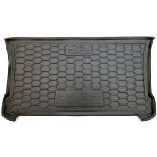 Автомобильный коврик в багажник Smart ForTwo 453 2014- (Avto-Gumm)