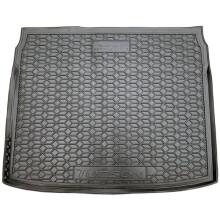 Автомобильный коврик в багажник Hyundai Tucson 2021- нижняя полка (AVTO-Gumm)