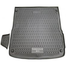 Автомобильный коврик в багажник Hyundai Santa Fe 2021- 5 мест (AVTO-Gumm)