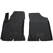 Передні килимки в автомобіль Kia Ceed 2006-2012 (Avto-Gumm)