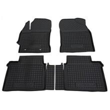 Автомобильные коврики в салон Toyota Corolla 2013-2019 (Avto-Gumm)